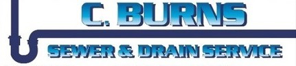 C. Burns Sewer & Drain Services, Logo