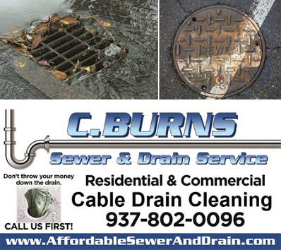 Drains and Business Card