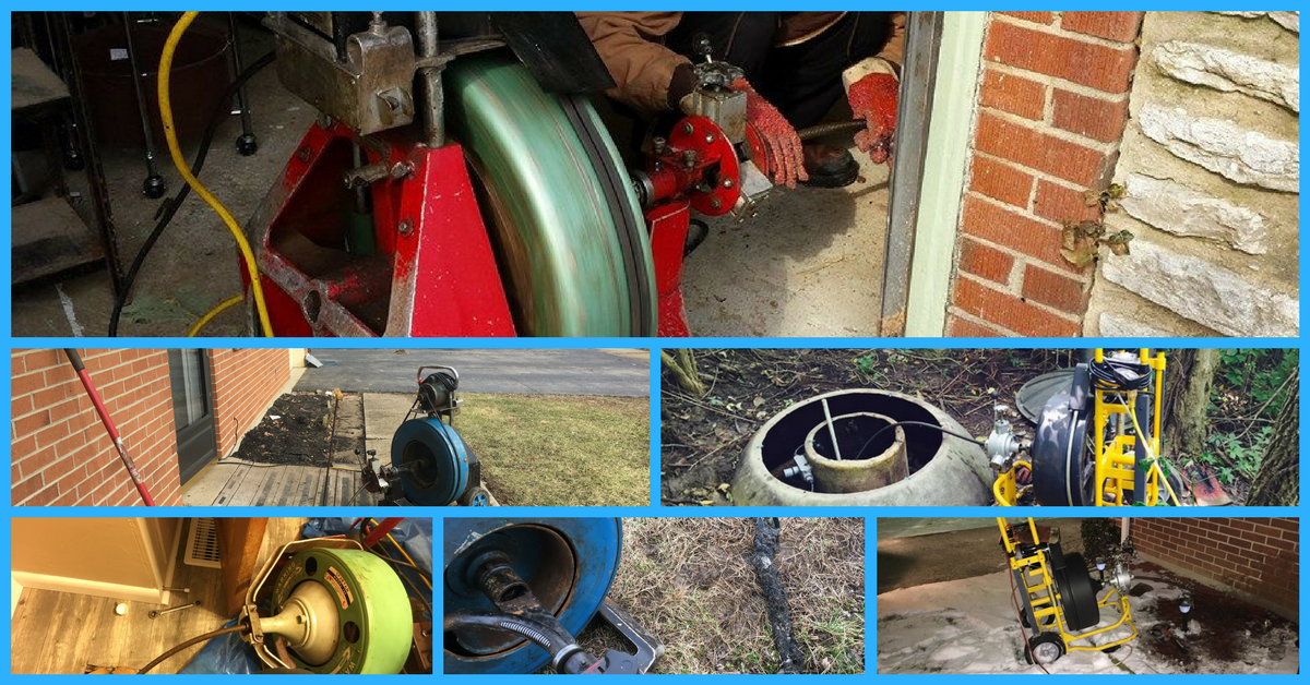 Drain Cleaning Hydro Sewer Jetting Amp Sewer Video